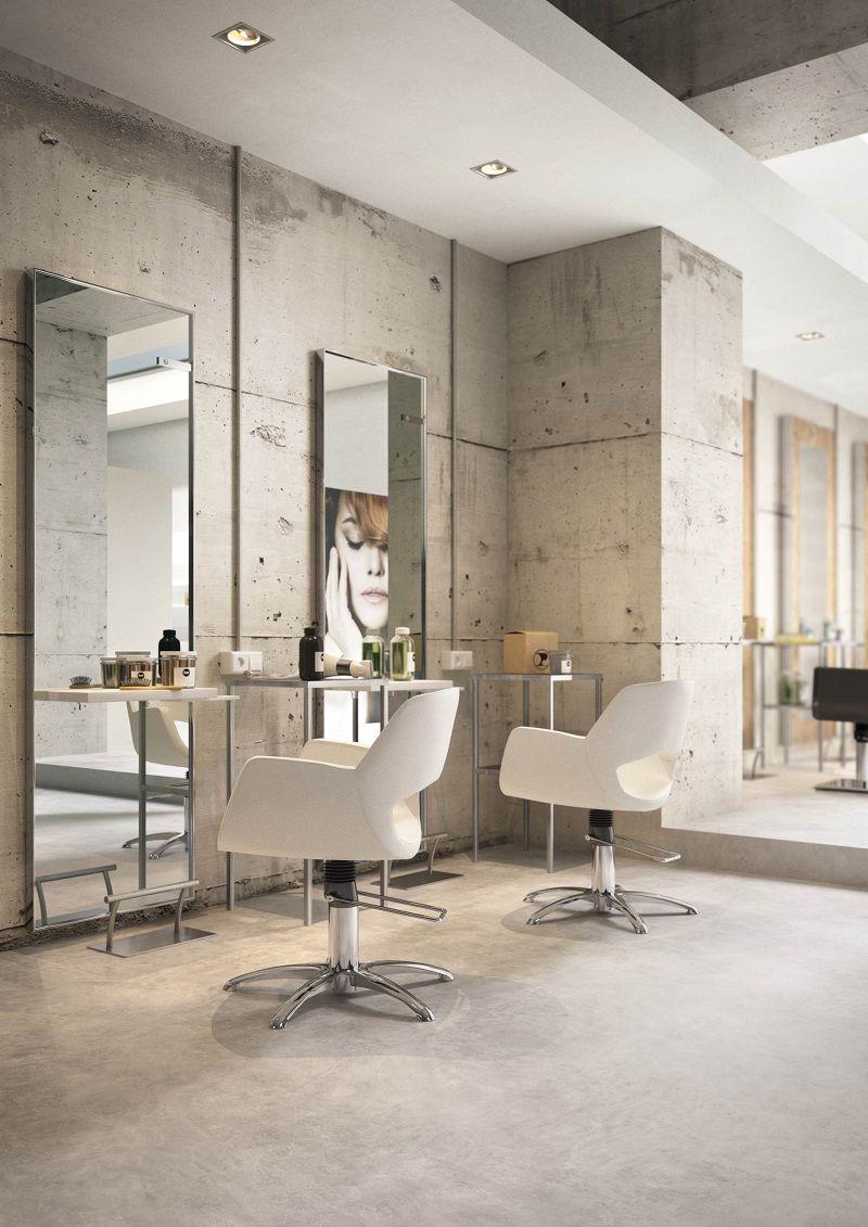 LE DESIGN A PRIX ACCESSIBLE  PIETRANERA SRL Mobilier et matriel pour salon de coiffure made