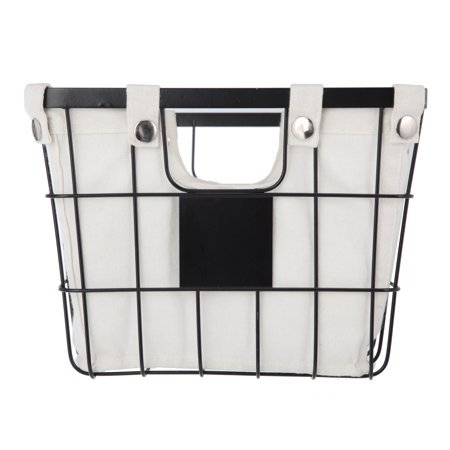 a664e09c0d4ec157708751edfb7a25dc - Better Homes And Gardens Wire Basket With Chalkboard Black