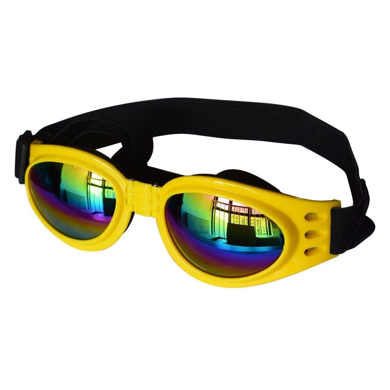 feccec49c9 Dog Eye Wear Protection Waterproof Goggles