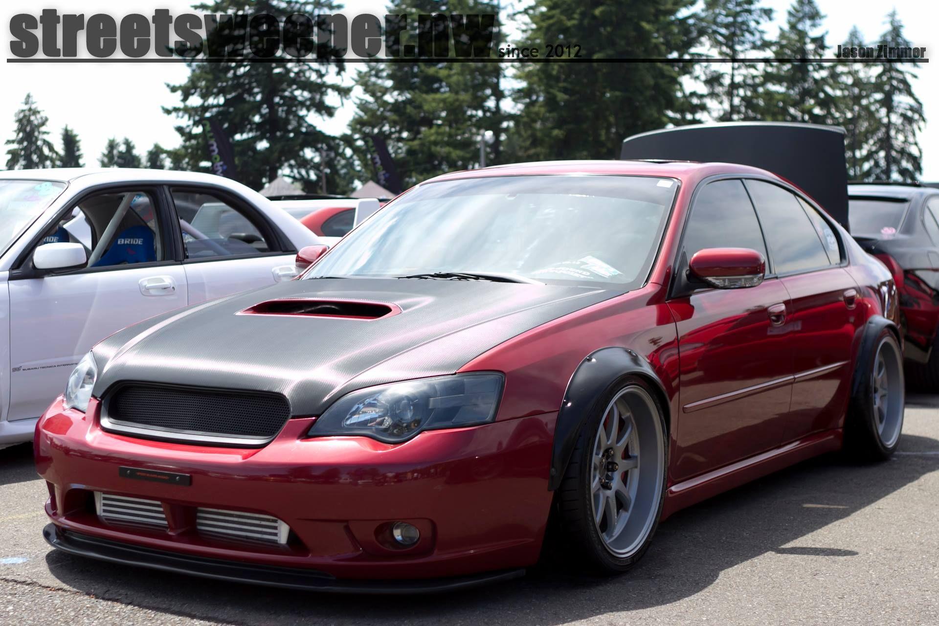 Subaru Legacy Work