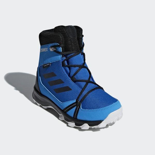 78ebe6b0a8b Terrex Climawarm CP Snow Shoes | L&C Reveal New 2 | Shoes, Blue ...