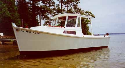 Wood Boat Plans, Wooden Boat Kits and Boat Designs - Arch ...