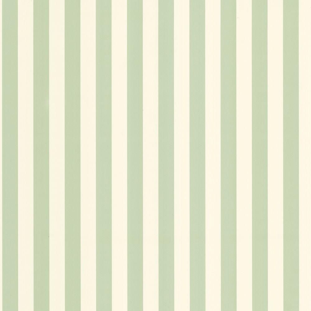The wallpaper company 56 sq ft green pastel two tone for Home depot bathroom wallpaper