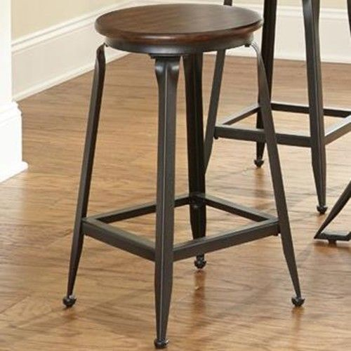 Amazing Adele Counter Stool With Wood Seat And Metal Base By Vendor Gmtry Best Dining Table And Chair Ideas Images Gmtryco