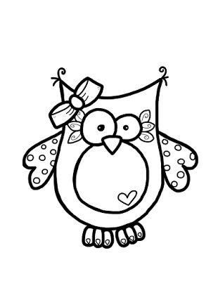 Cre8tive Hands   Gracie Loves Owls   Pinterest   Dibujo, Dibujos ...