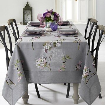 Positano Table Linens Table Linens Modern Tablecloths Table