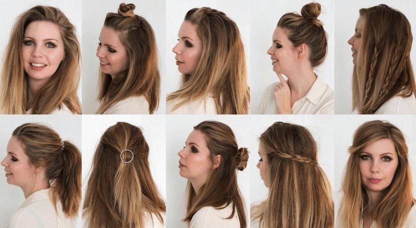 Frisuren Lange Haare Offen Selber Machen Frisuren Lange Haare