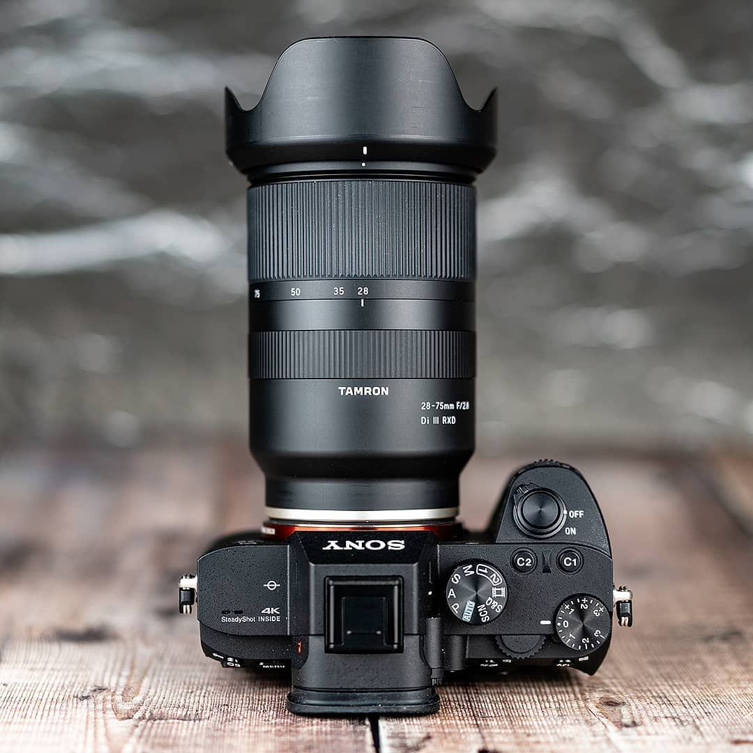 Do You Use Third Party Lenses Like The Excellent Tamron 28 75mm F2 8 For Sony Alpha Cameras Shown Here Or Do You Always Sony Camera Alpha Tamron Sony Alpha