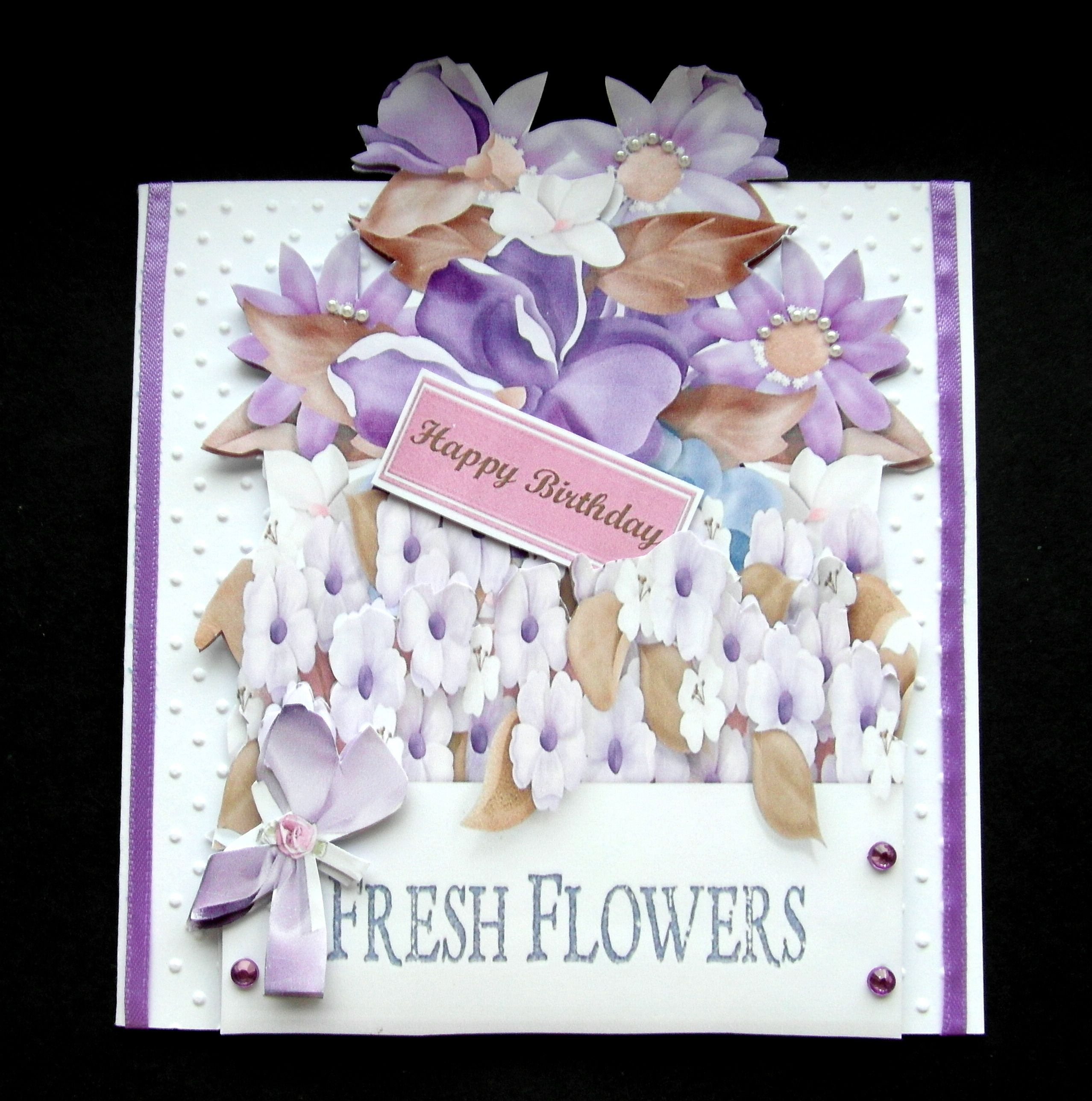 Hand made birthday card cup5526131398 flowers over the edge cup hand made birthday card cup5526131398 flowers over the edge izmirmasajfo Images