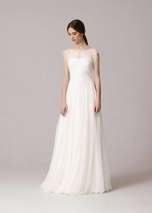 Brautkleid Chloe | Kleider | Pinterest | Wedding dress and Wedding