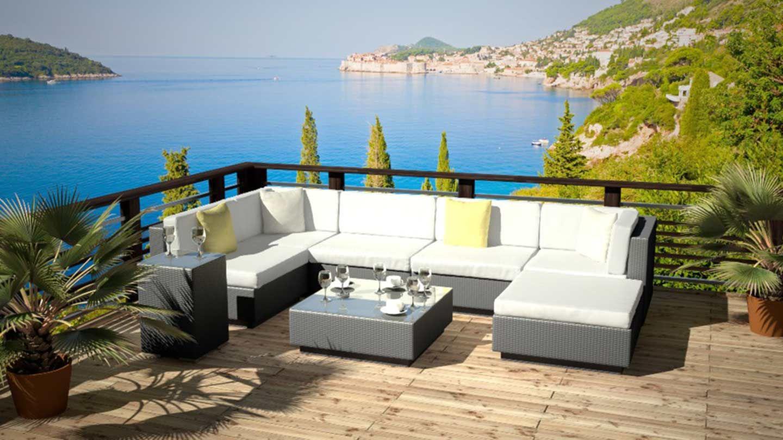 Larentia Patio Lounge Outdoor Furniture Lounge Furniture