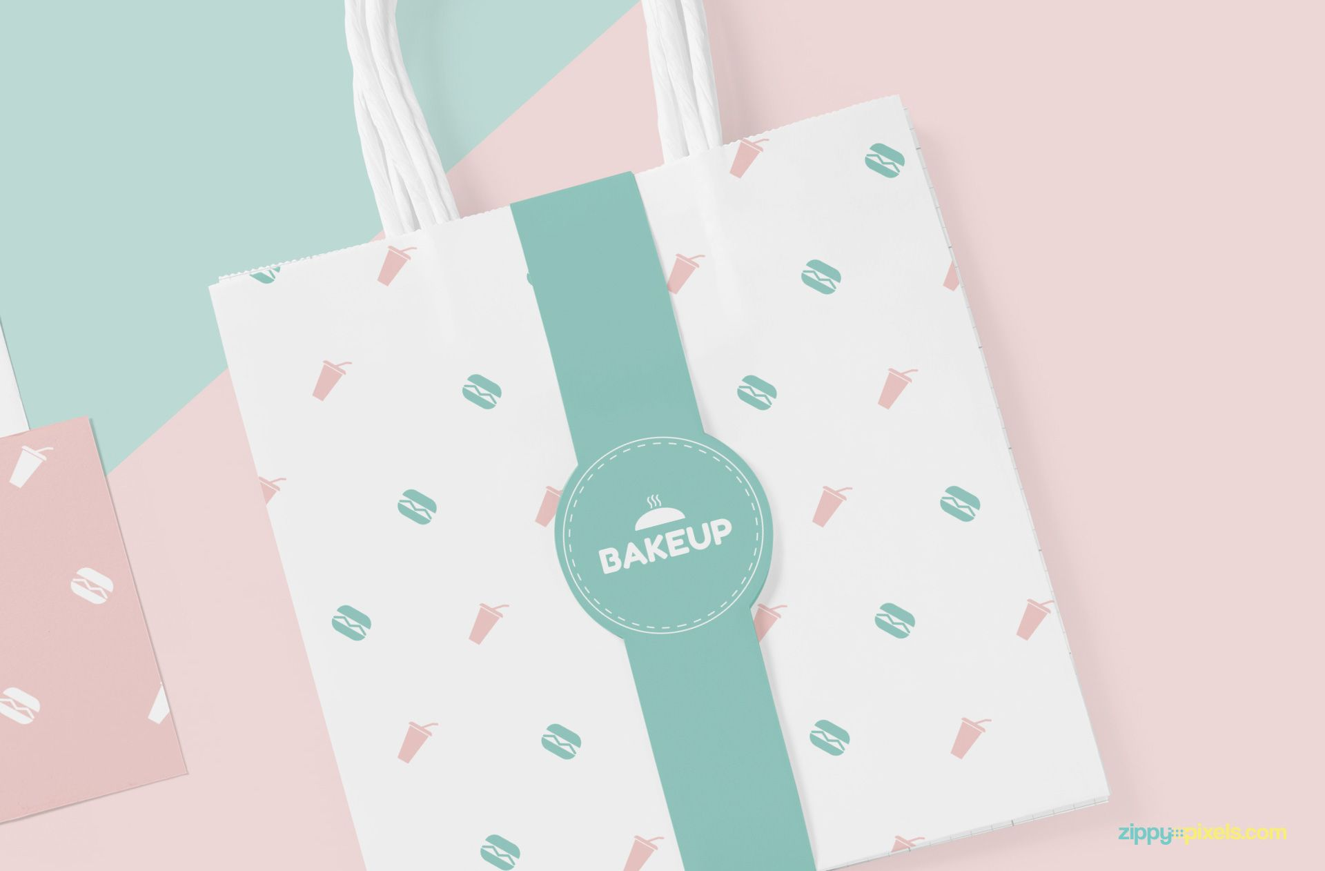 Download Free Tote Bag Mockup Psd Zippypixels Tote Bag Bag Mockup Free Tote