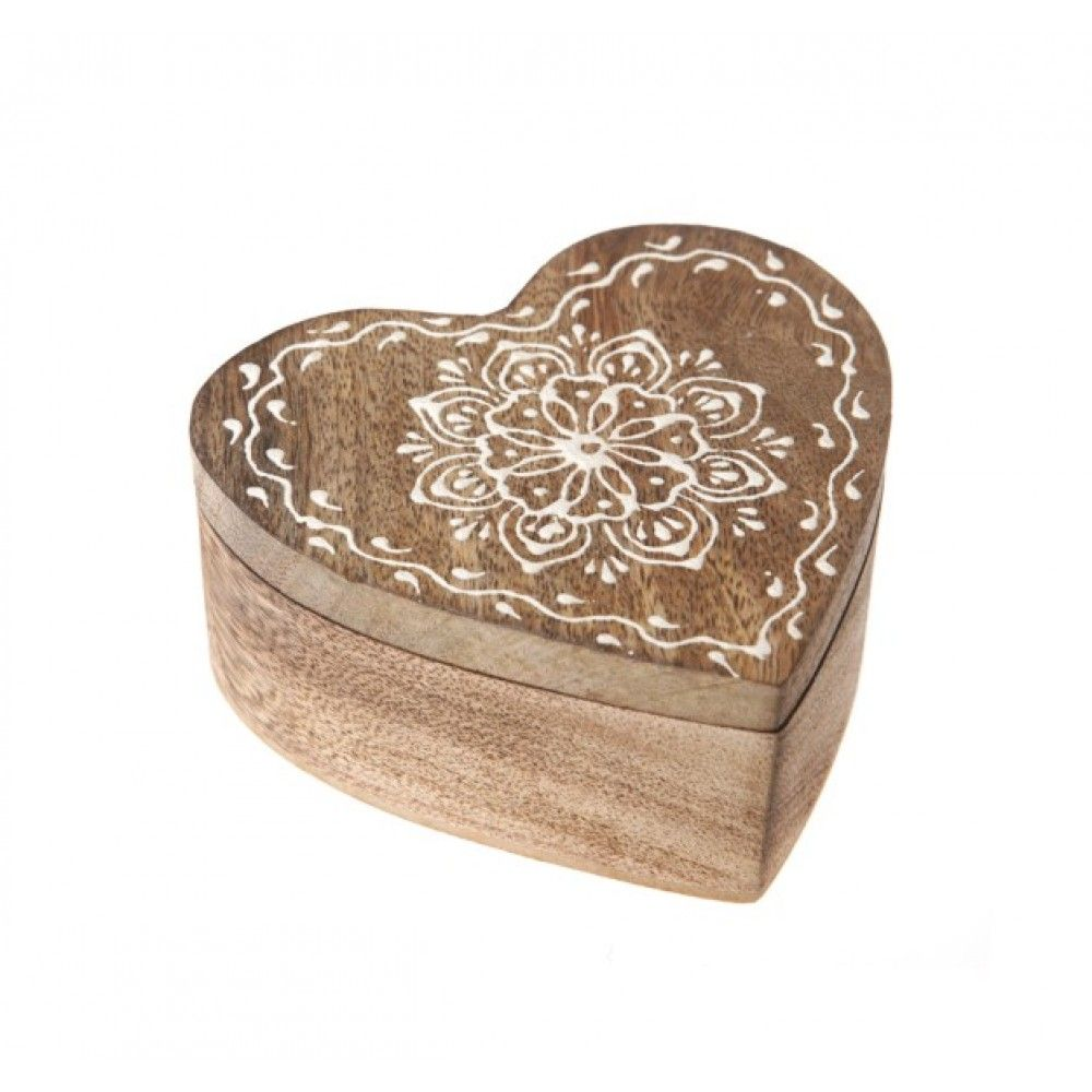 wooden heart jewelry box Google Search party ideas Pinterest