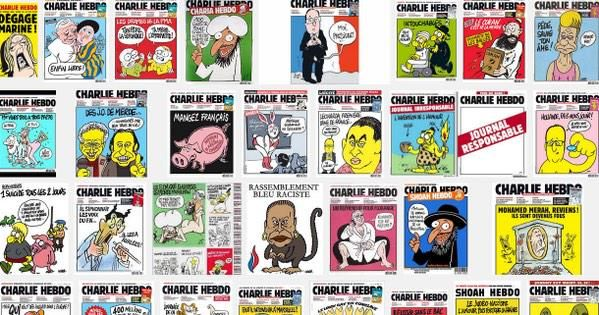 #freespeech #JeSuisCharlie