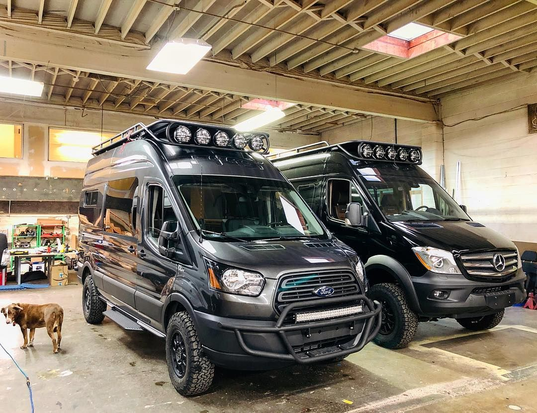 87 Pimpedout Vans Ideas Van Ford Transit Van Life
