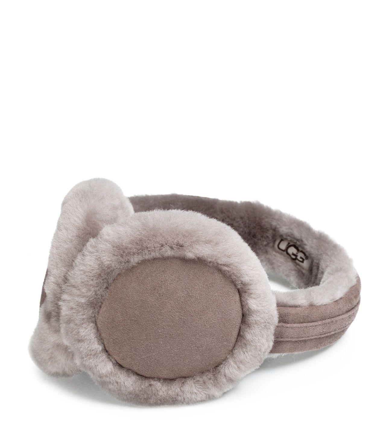 e3ab692497b UGG® Carry Forward Classic Sheepskin Earmuff Earmuffs for Women ...