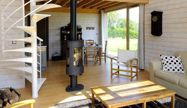 Une petite maison d\u0027architecte en bois Garage house, Tiny houses