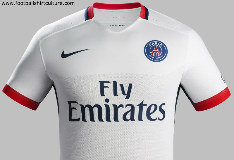 Nike News - Classic Yet Contemporary Parisian Design for Paris  Saint-Germain Away Kit 4e19d6141