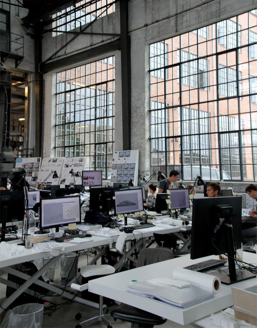 Bjarke Ingels Group Big Architects Studio Visit Big Architects Architect Office Workspace Architect
