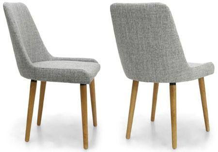 Shankar Capri Dining Chairs Natural Finish Legs 380 For 4 Dining Chairs Chair Dining