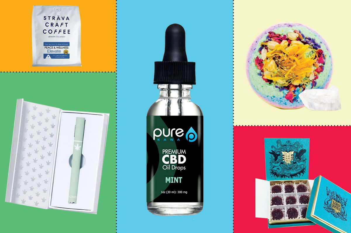 The Best CBD Products for the Tasteful Non-Stoner | Health