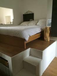 Raised Double Bed Interior Design Google Search Loft Seng Seng