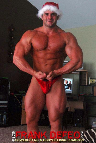 Frank defeo muscle