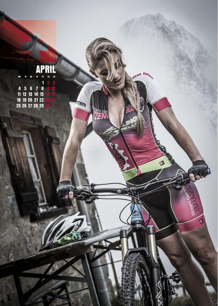 Calendario Mtb.Sexy Cycling Calendar Swiss 2016 Ya Esta Lista La Nueva