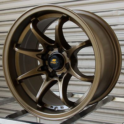 4 Mst Mt04 Concave Wheels Rims Mismatch Color Cheap 15x8 4x100 4x114 3 Scion Xb Wheel Rims Rims