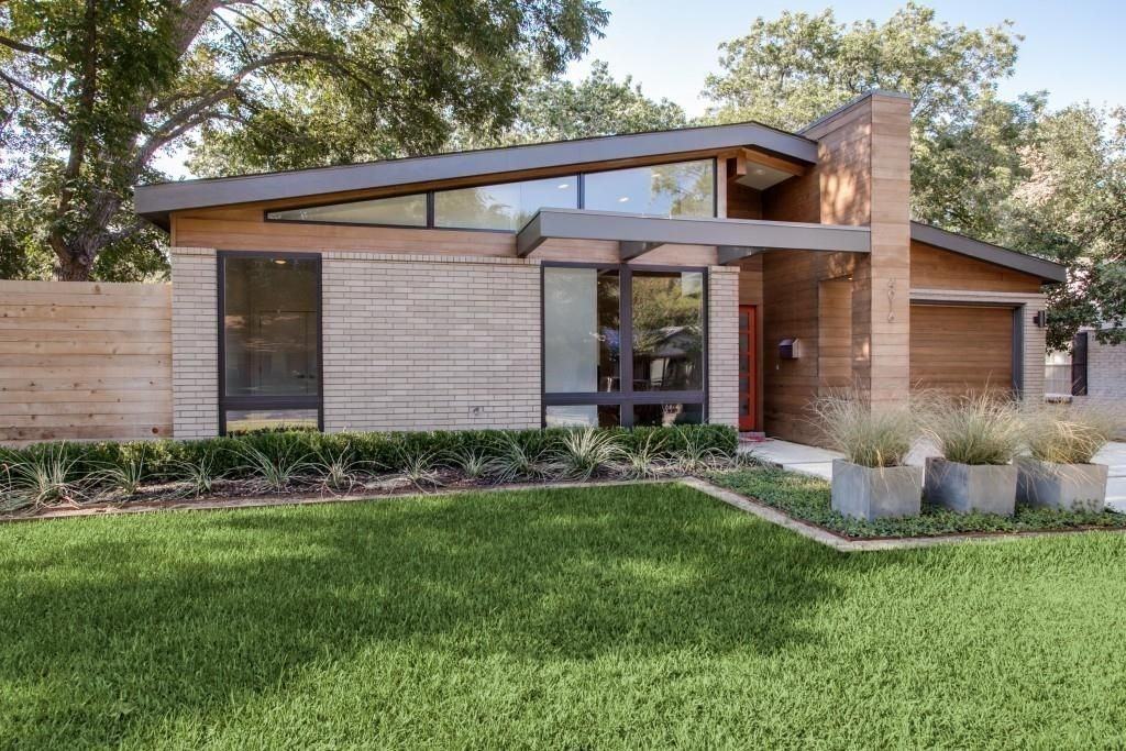 Hot Property: Mid-Century Modern in Midway Hollow - D Magazine