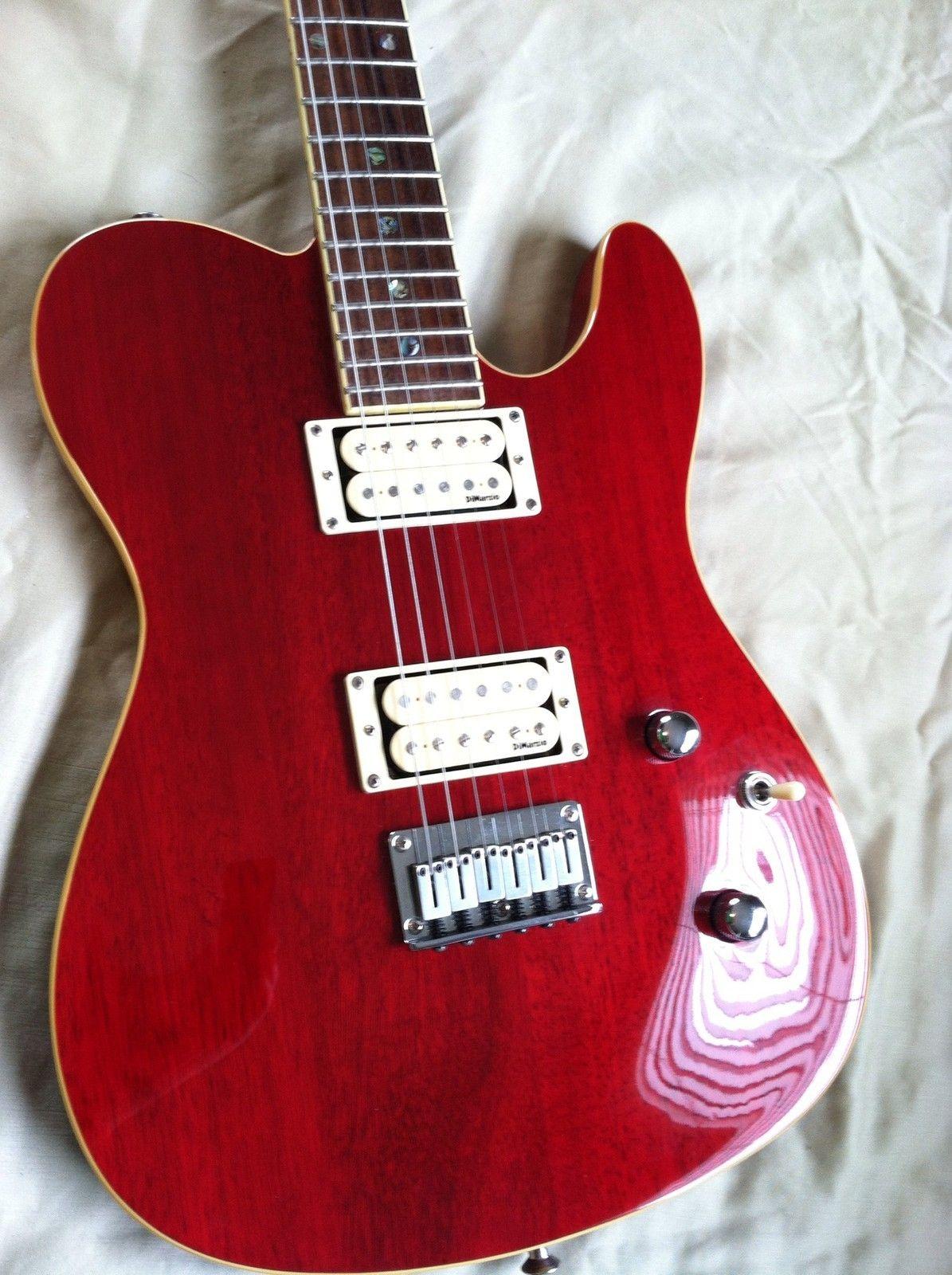 fender telecaster hh wine red w binding dimarzio guitars in 2019 fender telecaster guitar. Black Bedroom Furniture Sets. Home Design Ideas