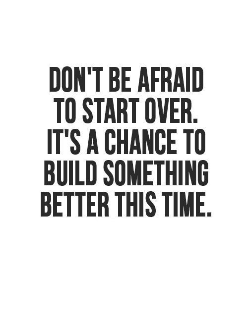 Start Over Words Quotes Super Quotes Quotes About Moving On In Life