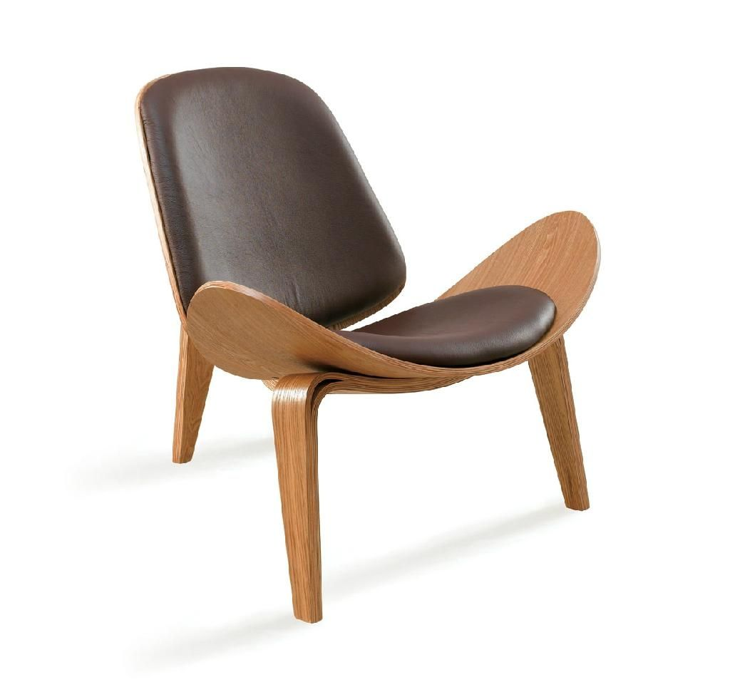 Designer Chairs For Living Room Solid Wood Chair Shell Chair Designer Chair Living Room Chair