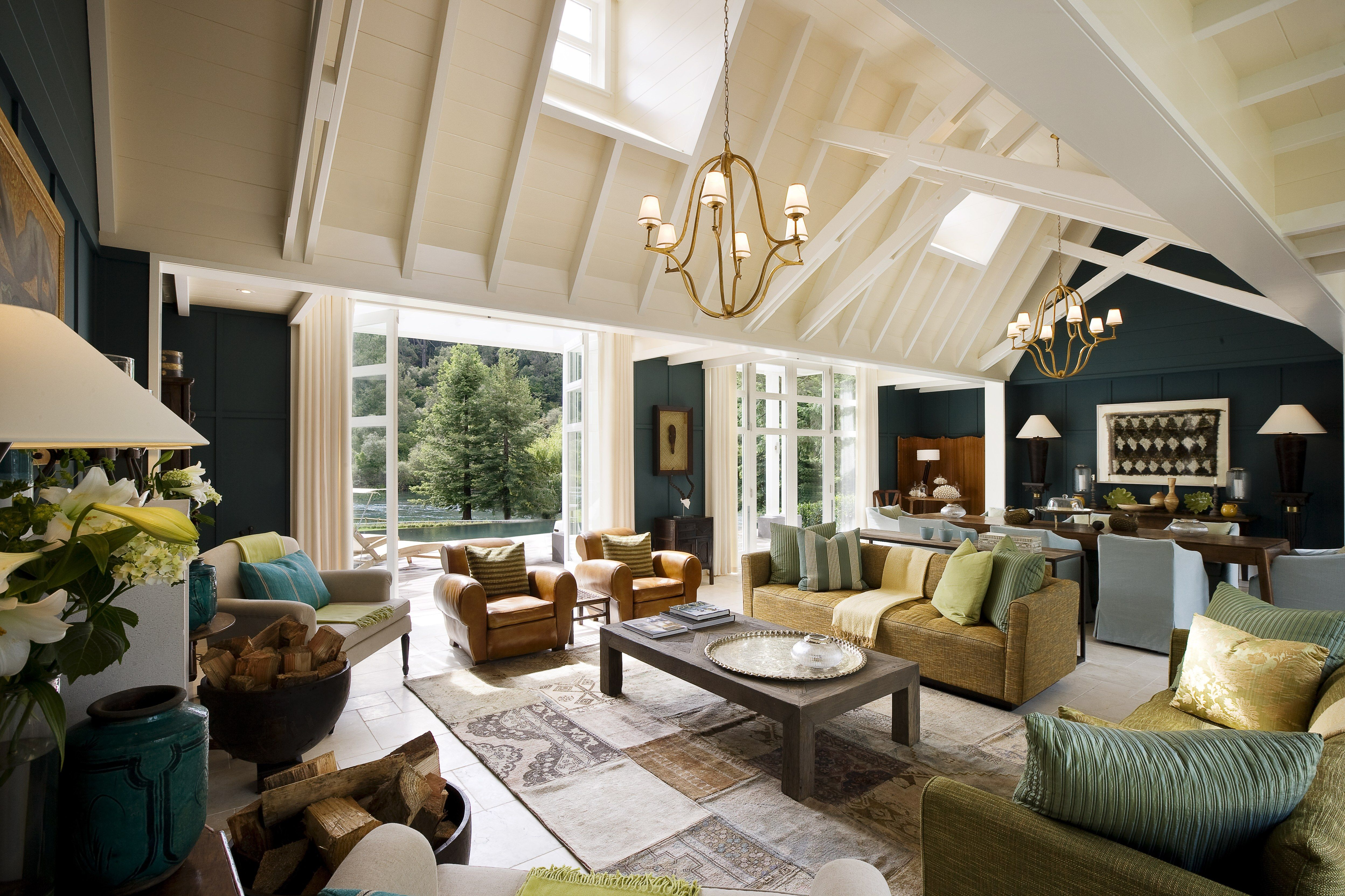 14 Hotels Favored By Queen Elizabeth Ii Home Huka Lodge Interior Design