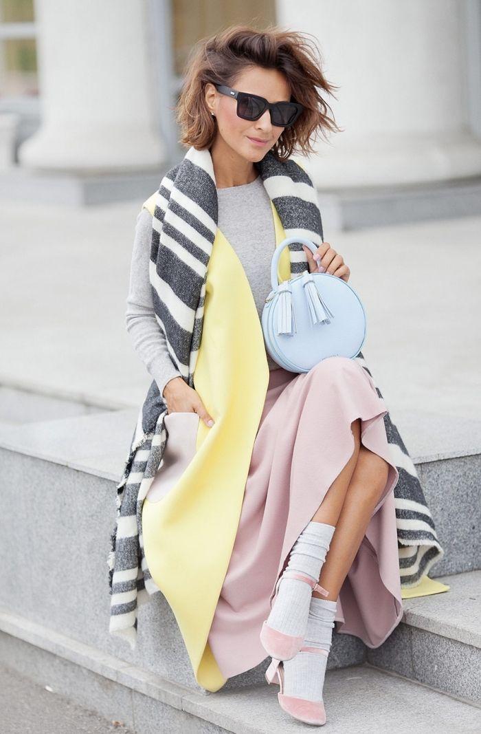 1001 secrets pour apprendre les couleurs qui vont ensemble pour s 39 habiller vetement femme - Assortir les couleurs vetements ...