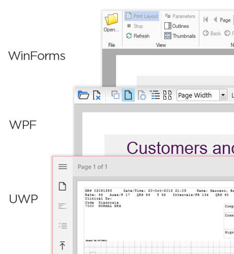 PDFDocumentSource helps you work with PDF documents programmatically