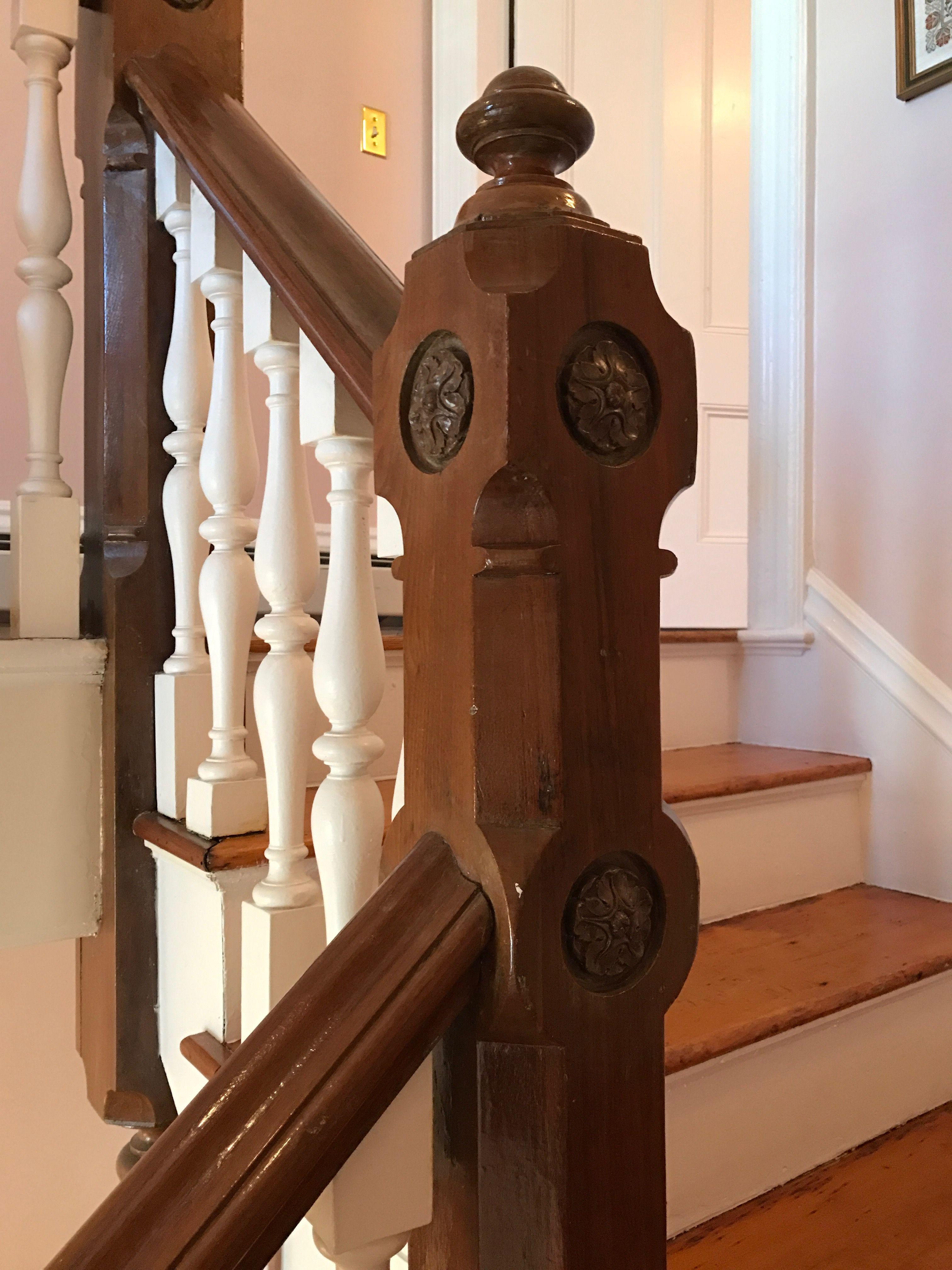 Newel Post Victorian Home Victorian Homes Newel Posts Design