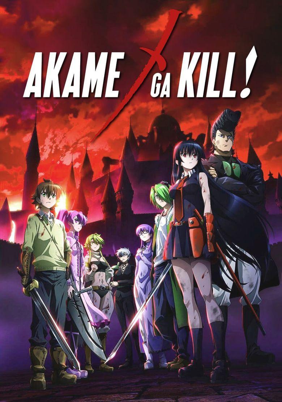 Akame Ga Kill Watch Episodes On Netflix Hulu Crunchyroll And Streaming Online Reelgood In 2021 Akame Ga Kill Akame Ga Anime Shows