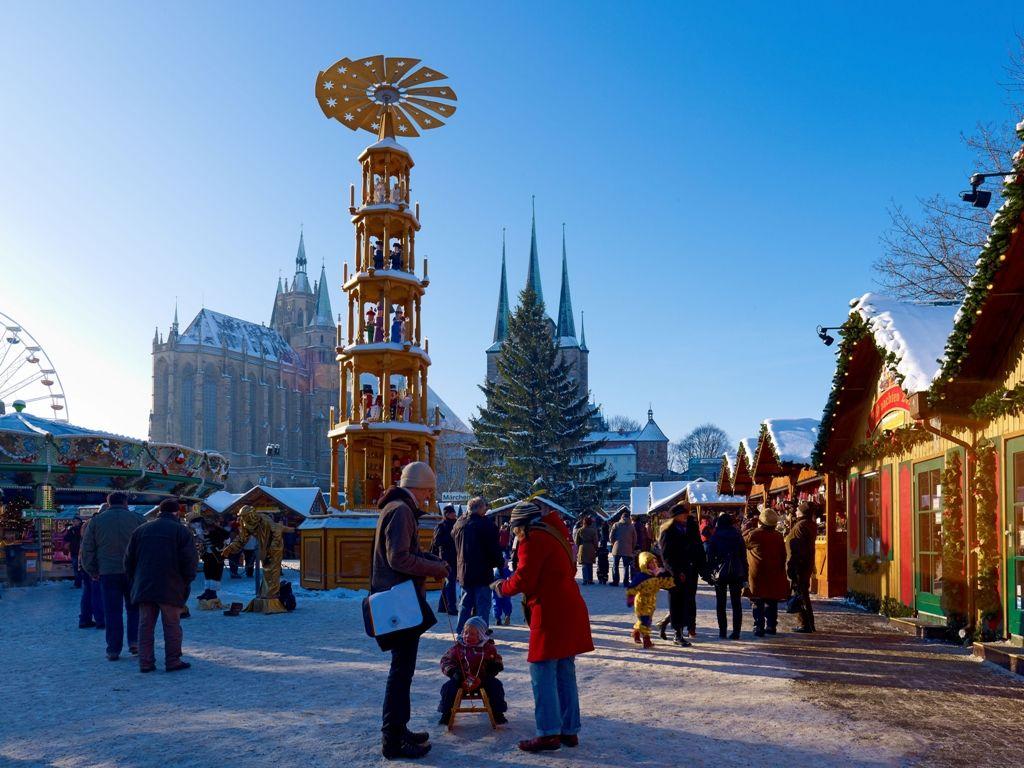 Weihnachtsmarkt Erfurt.167 Erfurter Weihnachtsmarkt Der Erlebnis Weihnachtsmarkt Die