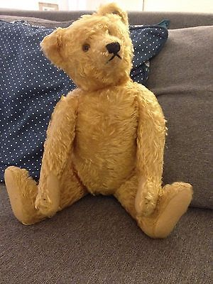 Steiff Teddy Bär Kuscheltier alt Antik | Old Teddys | Pinterest ...