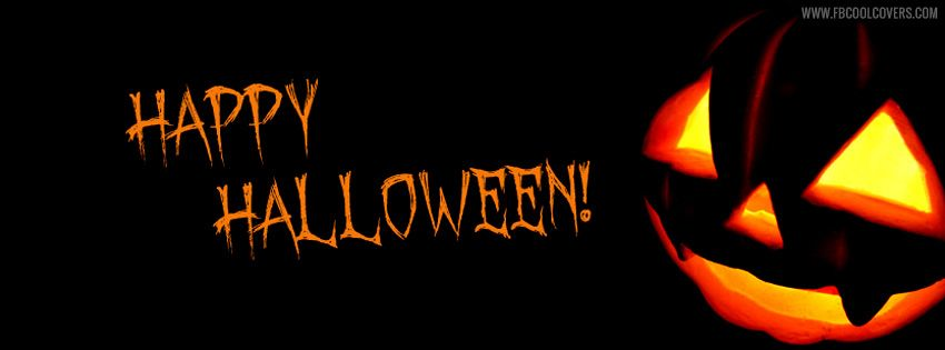 happy halloween fb cover photos