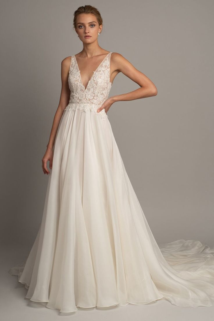 Hochzeitskleid Inspiration von Jenny Yoo #weddingdresses