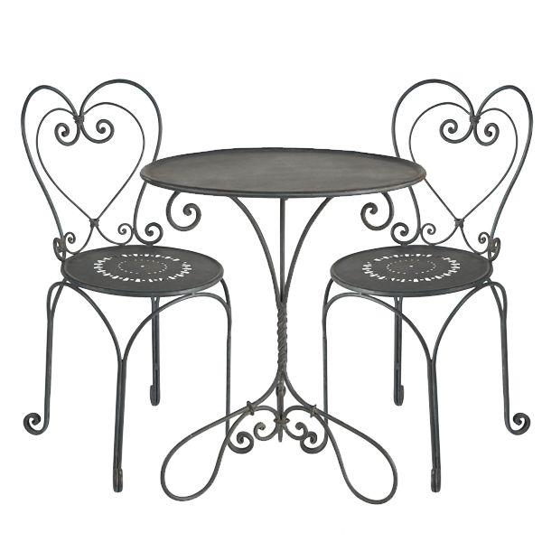 Cafe Style table and chairs fromwisteriaJardin – Cafe Style Tables and Chairs