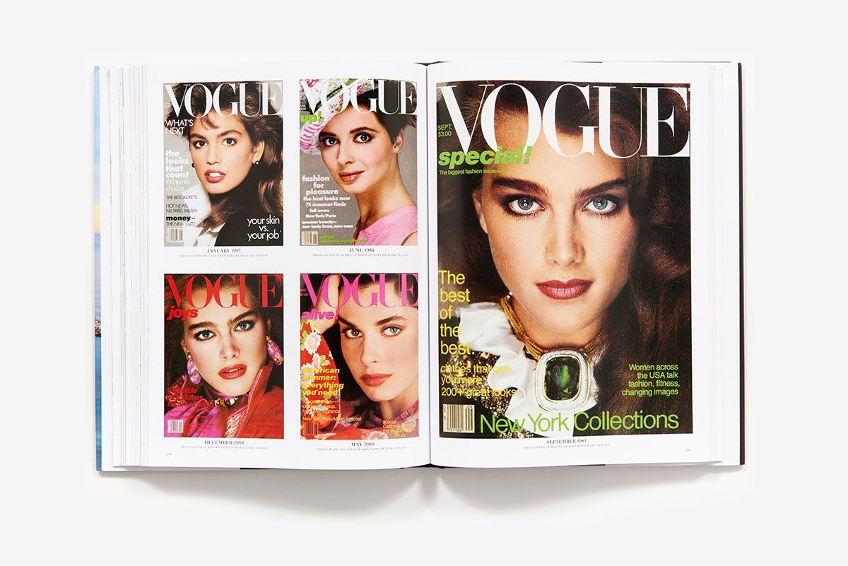 ae1c92deda Vogue: The Covers – via #Amazon   #Fashion #Books #CoffeeTable #Ad ...