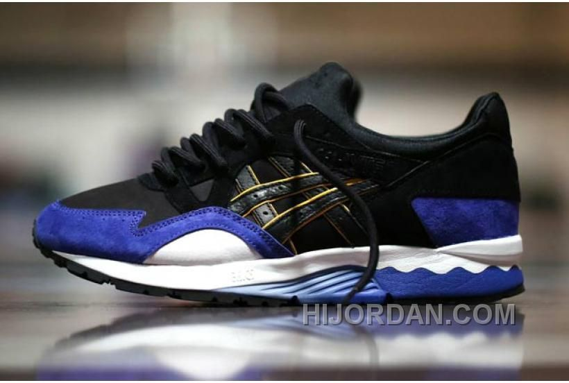 """BAIT and ASICS Tiger have collaboratively released a new iteration of the  latter's popular Gel Lyte V, titled """"Splash City."""