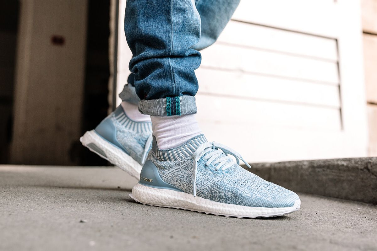 0512bff9b On-Foot  WMNS adidas UltraBOOST Uncaged  Easy Blue  - EU Kicks  Sneaker  Magazine