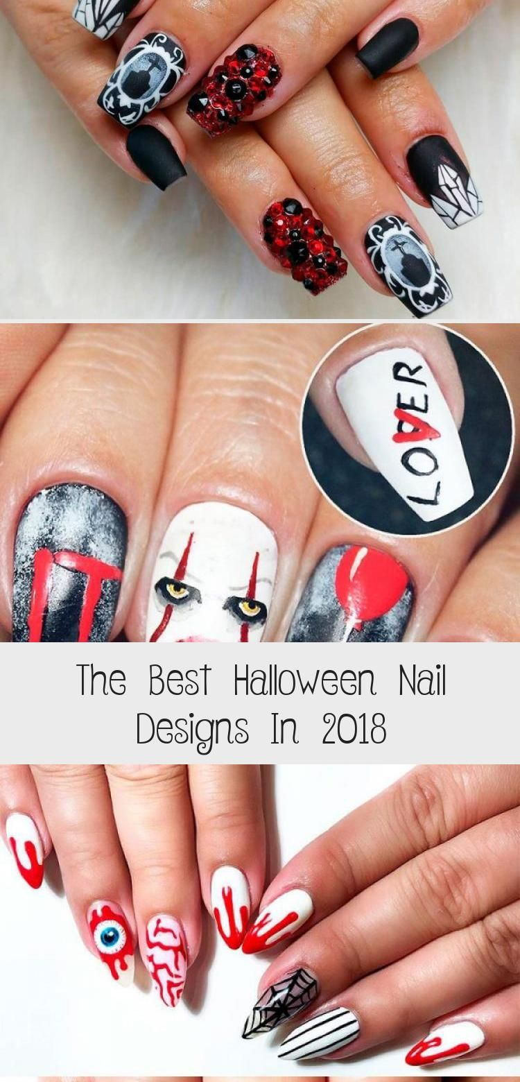 Hair Styles - in 2020 | Black halloween nails, Coffin ...