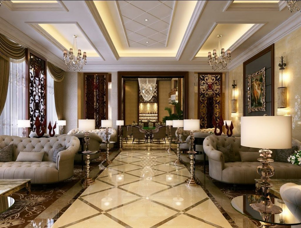 Interior  Getting A Classical and Luxurious Interior with