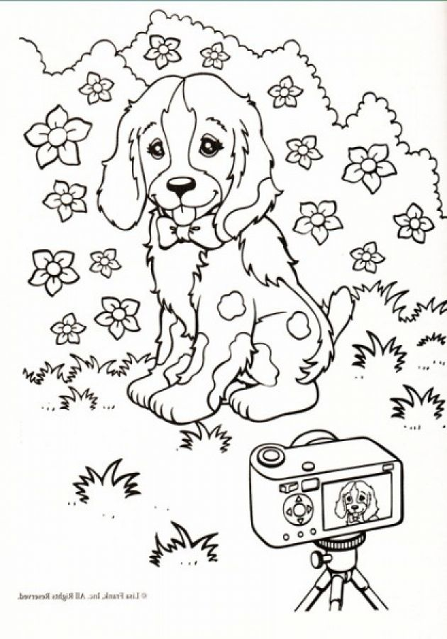 Pleasantly Challenging Lisa Frank Coloring Pages Dog Coloring Book Coloring Pages Free Printable Coloring Pages