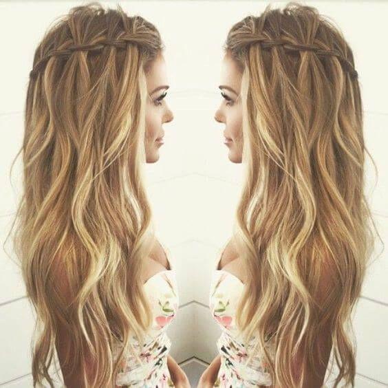 peinados para quinceaeras actuales - Peinados Actuales